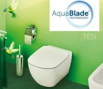 Подвесной унитаз Ideal Standard Tesi AquaBlade (T0079)