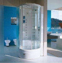 Душевая кабина Jacuzzi Flexa Tower 100х100